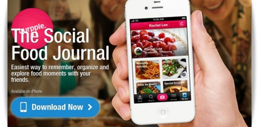 burpple dot com1 520x256 Burpple wants its Path meets Pinterest app to be your personal food journal