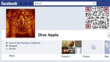 diveapplerww1 220x124 Apple App Store reviewers Facebook test account discovered, then shuttered