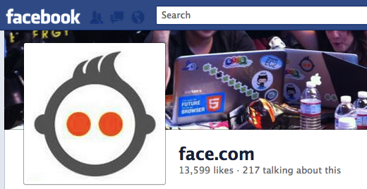 facecom Facebook rumored to buy facial recognition tech startup Face.com for up to $100 million