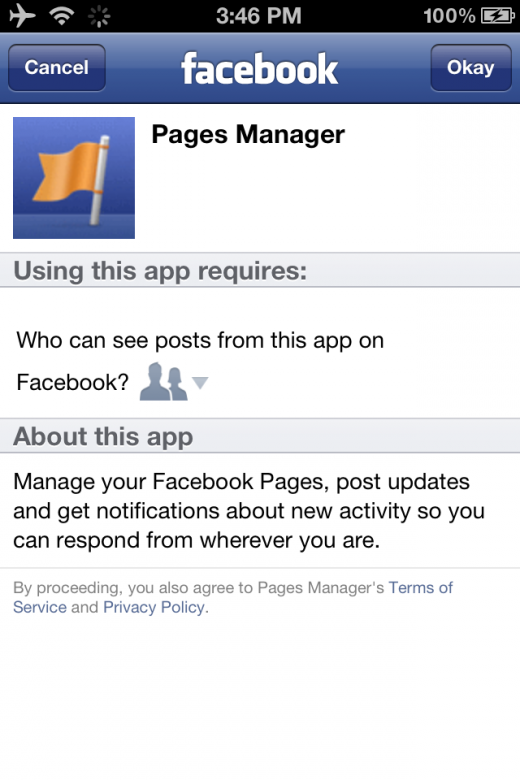 photo 21 520x780 Facebook launches dedicated Pages Manager app, making it easy to, well...