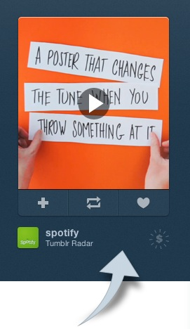 tumblr ad This week in Social Media: Tumblr introduces $25,000 ads, Facebook wants to save lives and more