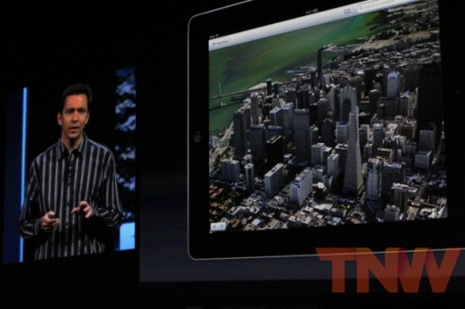 Image 11 520x346 Apple launches new 3D Maps; adds Yelp reviews, turn by turn directions and anonymous traffic updates
