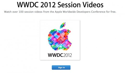Screen Shot 2012 06 19 at 5.06.07 PM 520x303 Apple posts WWDC 2012 session videos for developers