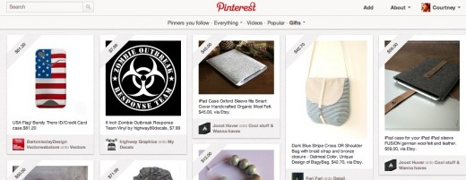 Screen shot 2012 06 06 at 9.47.20 AM 520x201 7 ways to market your brand on Pinterest
