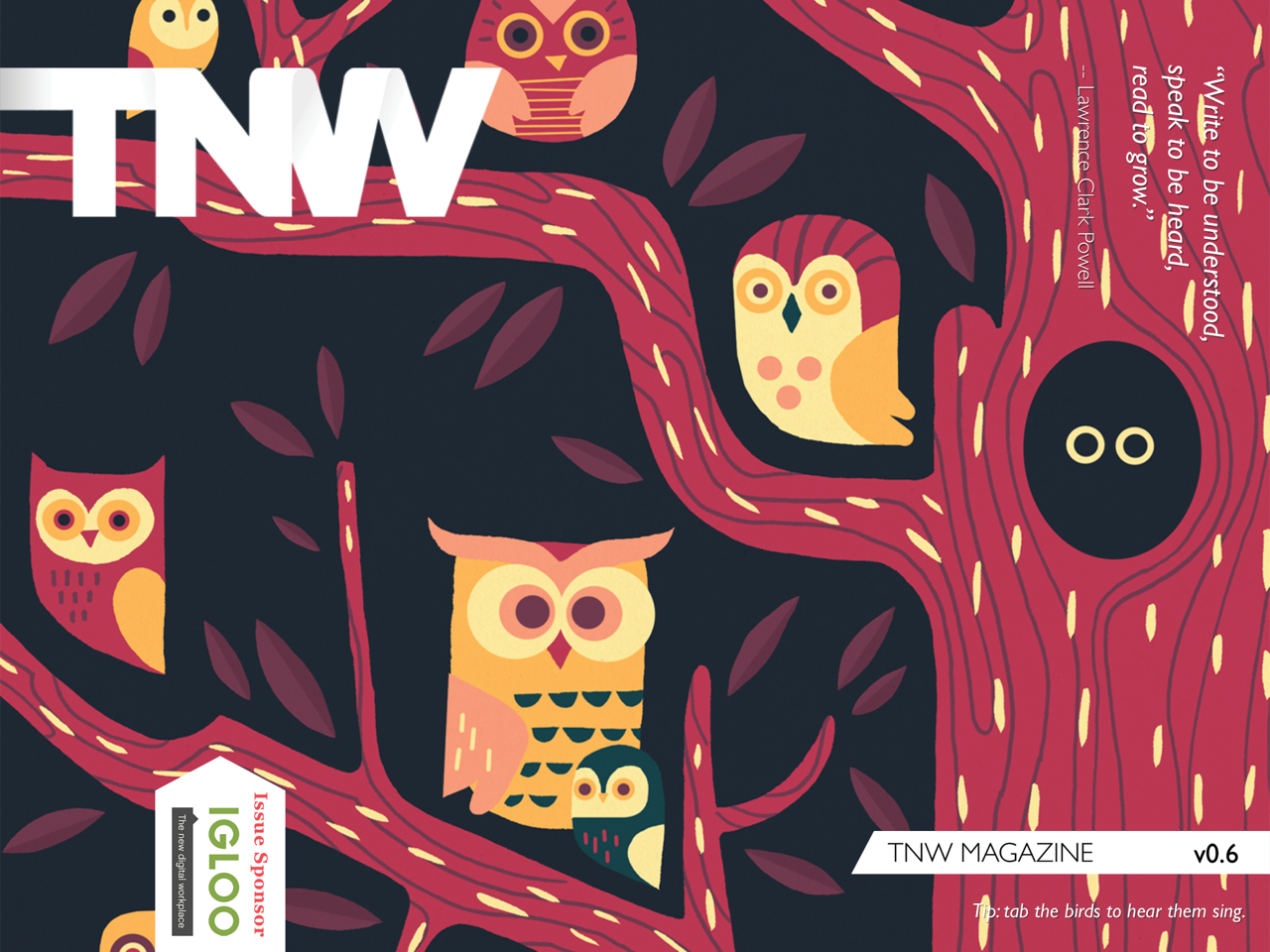 TNWMagazine Download TNW Magazine v0.6: The Future of Communication