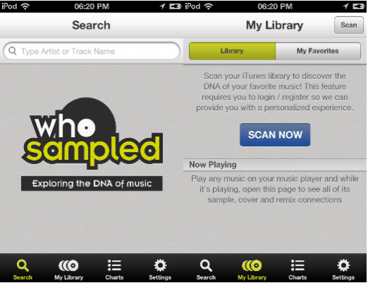 a10 520x400 WhoSampled launches iOS app to let you discover remixes and covers of your favorite tunes