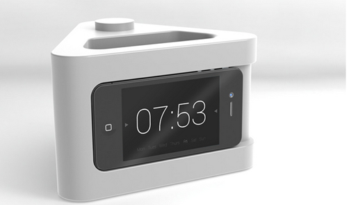 alarm3 Someone help this designer get his iPhone alarm clock design on Kickstarter