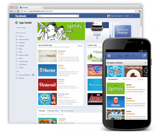 attachment 11 520x432 Facebook launches App Center on iOS, Android and the web, for socially driven app discovery
