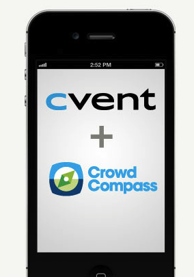 crowdcc Cvent buys mobile conference apps maker CrowdCompass for $10 million