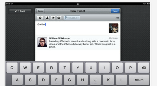 ipad tweetbot The best iPad apps of 2012 so far