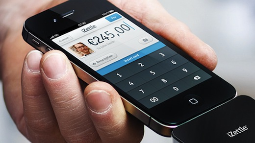 izett iZettle lands $31.4m to spur growth as rival Square scrambles to launch in Europe