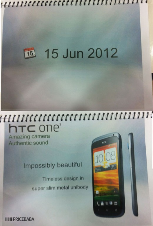 love letters from htc samsung please take not 520x767 Countering Objections: The sheet HTC uses to detail why the One X is better than the Samsung Galaxy S III