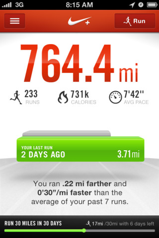 Nike+ GPS goes free with big updates and a name change to Nike+ Running