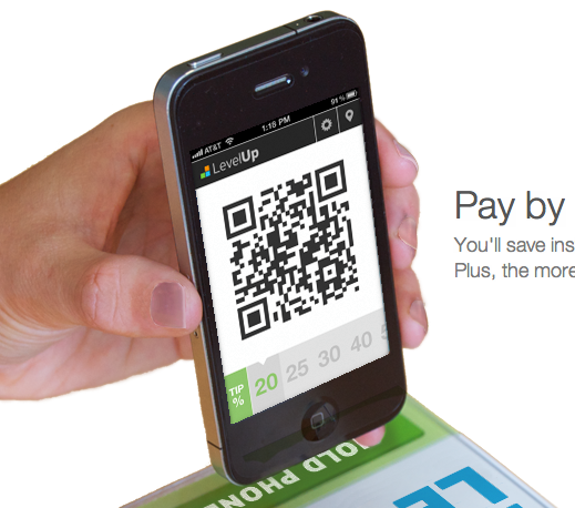 pay SCVNGR raises $12m from Google Ventures and others to boost mobile payment product LevelUp