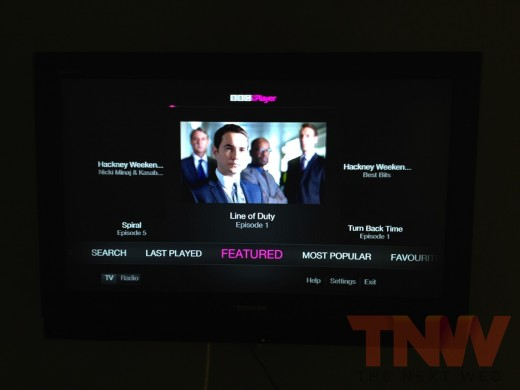 photo 25wtmk2 520x390 A first look at the UKs long awaited YouView smart TV service