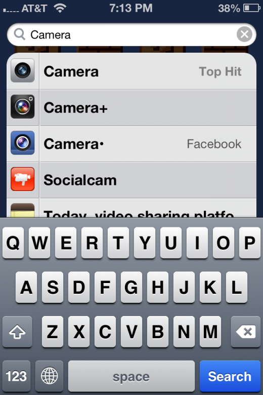 photo 41 520x780 Facebooks Camera app gets a new name: Camera•. Yes, •