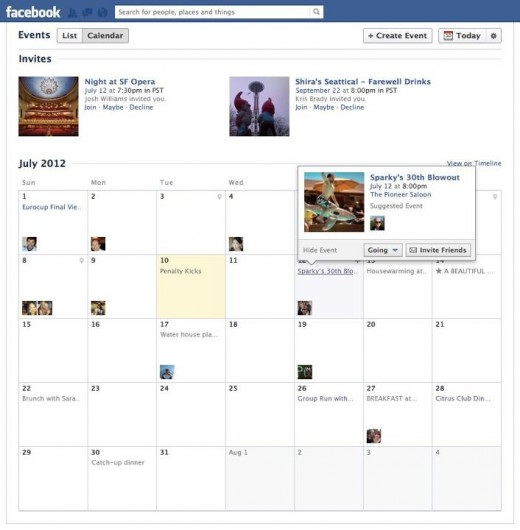 531375 10151028062087200 243650832 n 520x530 With a brand new event view, Facebook continues its march to social operating system