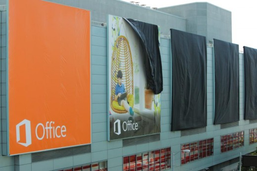 Ax8Wry CMAE0hOf 520x346 Microsoft announces the Office 15 Consumer Preview