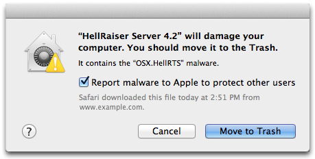 Gatekeeper Quarantine Danger TNW Review: OS X 10.8 Mountain Lion