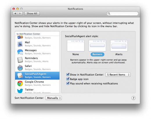 Notification Socialpushagent 520x411 TNWs Complete Guide to Notifications in OS X 10.8 Mountain Lion