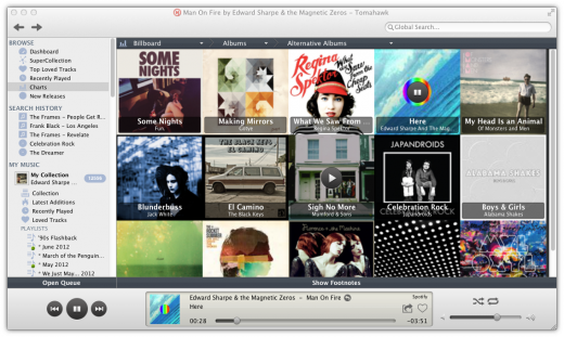 a1 520x311 Awesome desktop music player Tomahawk relaunches, and theres a new Web version too