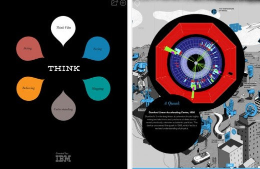 a25 520x337 IBM Think: An iPad and Android tablet app that charts the evolution of technology