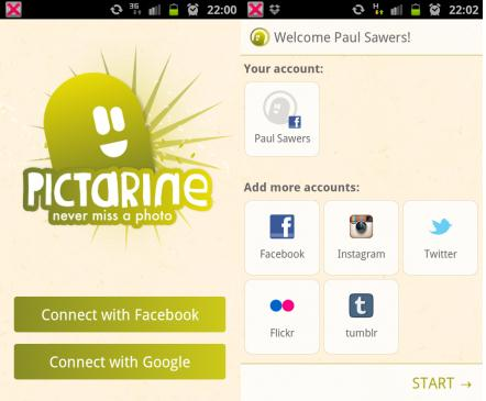 a29 TNW Pick of the Day: Pictarine lands on Android to let you view and manage all your online photos
