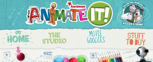 animate it 520x213 Aardmans Animate It app lets you create your own stop motion animation videos