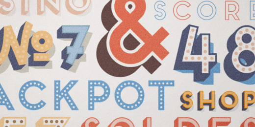 frontage 30 new typefaces released last month that you need to know about (July)