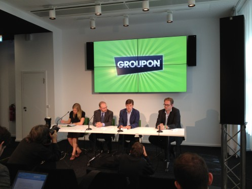 Groupon set to diversify into a 'local trading place'