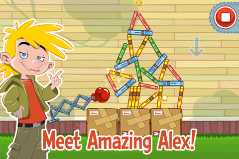 Moving beyond Angry Birds, Rovio launches Amazing Alex for iOS and Android