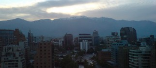 santiago chile by gorski
