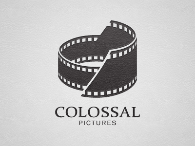 shots colossal 21 Gorgeous film logos and icons for your design inspiration