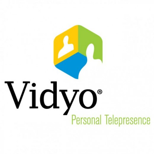vidyo logo 520x520 Video conferencing firm Vidyo launches free service VidyoWay
