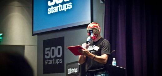 500 startups demo day - lucharan a 2 de 3 - by santiago zavala