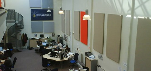 Dailymotion HQ in Paris by bpedro