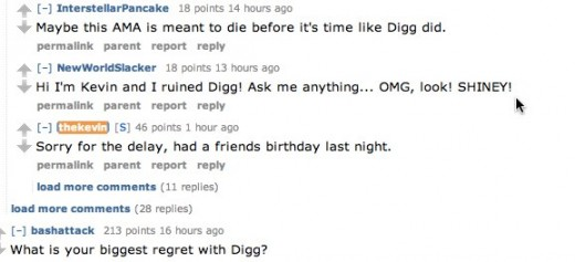 I am Kevin Rose Founder of Digg. AMA   IAmA 520x237 Whod have thought? Digg founder Kevin Rose invites questions on Reddit