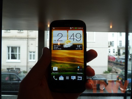 P1020365wtmkwtmk 520x390 HTC introduces the Desire X, its new 4 inch, 1GHz dual core, mass market Android smartphone