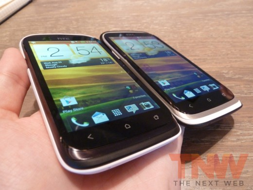 P1020377wtmkwtmk 520x390 HTC introduces the Desire X, its new 4 inch, 1GHz dual core, mass market Android smartphone