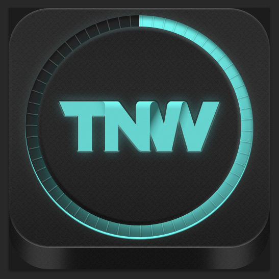 TNWTron SC27 How to create an awesome Tron inspired app icon
