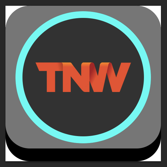 TNWTron SC6 How to create an awesome Tron inspired app icon