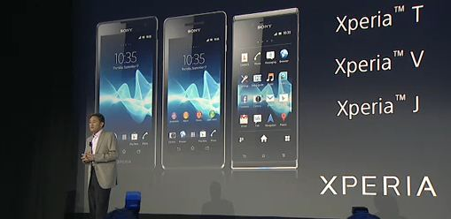 Xperia Phones Sony unveils an updated line of tablets and smartphones as it looks to refresh its lagging brand