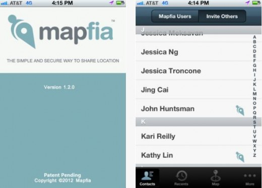 a23 520x373 Mapfia launches in the UK and five other regions to let you share locations with friends during phone calls