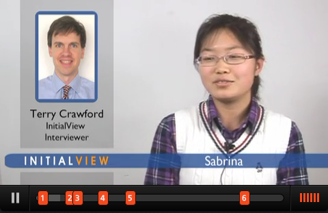 initialviewdemo China based interview startup InitialView bags US admissions expert as advisor