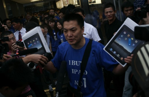 ipad no1 520x340 Why Chinas Xiaomi is inspiring loyalty that rivals Apple fanboys and Google fandroids