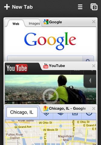 Chrome for iOS updated to share pages to Google+, Facebook and Twitter directly