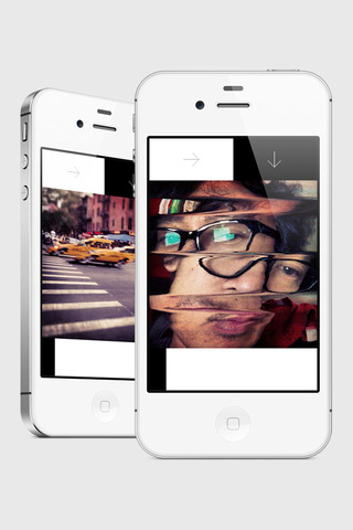 DScan: A new slit scan photography app for the iPhone