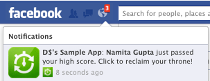 notif Facebook launches new Notifications API in beta for developers, warns against spamming