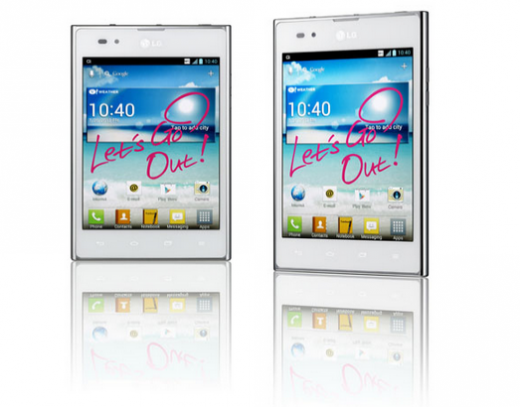 optimus vu 520x407 LG is launching its 5 inch Optimus Vu in Europe and Asia in September