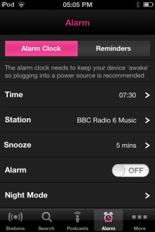 13 220x330 The BBCs new iOS iPlayer Radio app is available now, heres our full hands on review